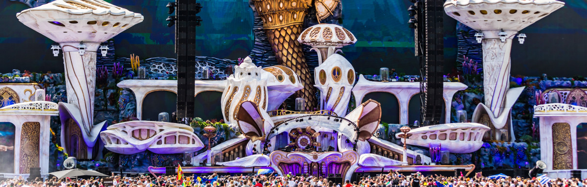 Tomorrowland Reveals Final Artists of 2019 Phase 2 Lineup Announcement thumbnail