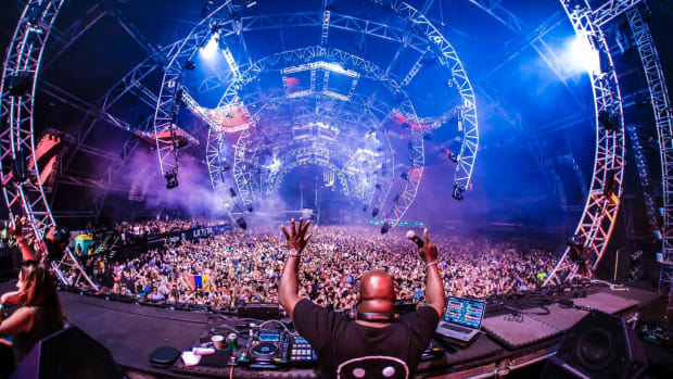 Ultra Music Festival 2019 - Carl Cox RESISTANCE Megastructure