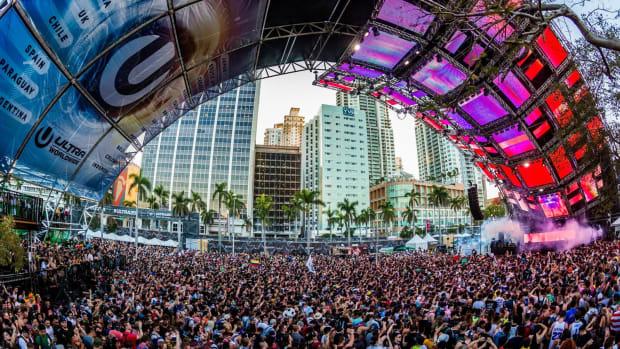 Ultra Music Festival 2019, Worldwide Stage