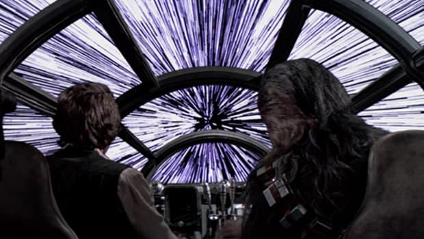 Han Solo Chewbacca Millennium Falcon