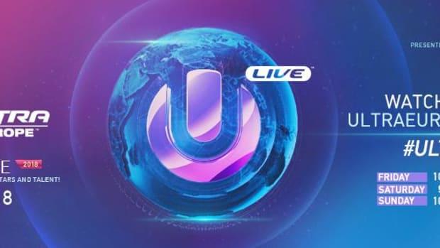Ultra live Promo Cover