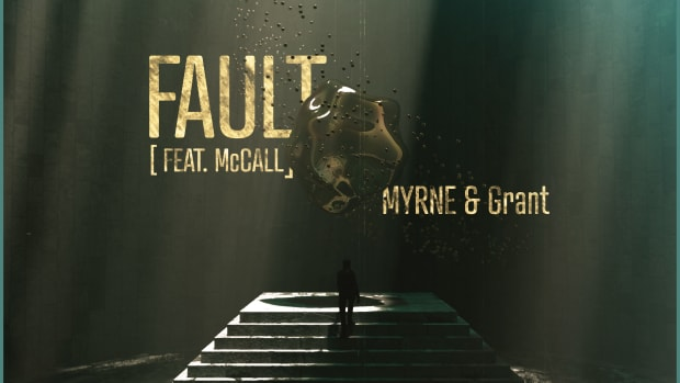 MYRNE & Grant - Fault (feat. Maccall) (Art)