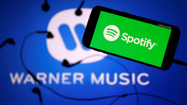Warner Music Group // Spotify