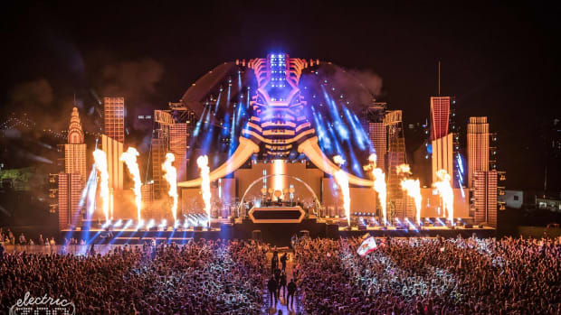 Electric Zoo - Main Stage 2017
