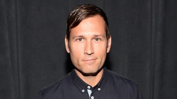 A color headshot of DJ/producer Kaskade (real name Ryan Raddon).