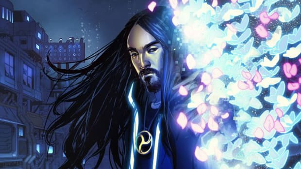 Steve Aoki Neon Future Cover Photo