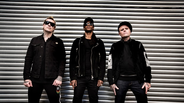 The Prodigy - Credit - Andy Cotterill