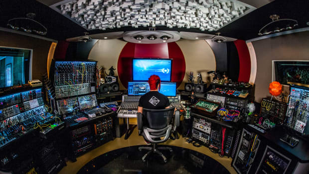 Celldweller in the Studio (Klayton / FiXT)