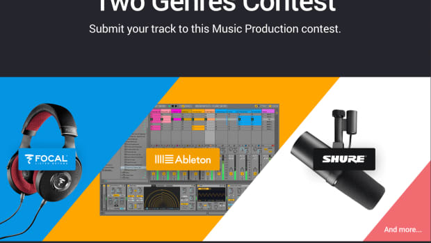 Mixed In Key - TwoGenres #TwoGenres Competition, Ableton, Shure, FOCAL Prizes