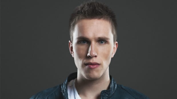 Press photo of Dutch DJ/producer Nicky Romero.