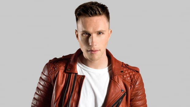 Press photo of Dutch DJ/producer Nicky Romero