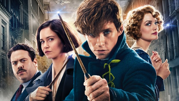 Harry Potter Fantastic Beasts The Crimes of Grindewald Movie Poster