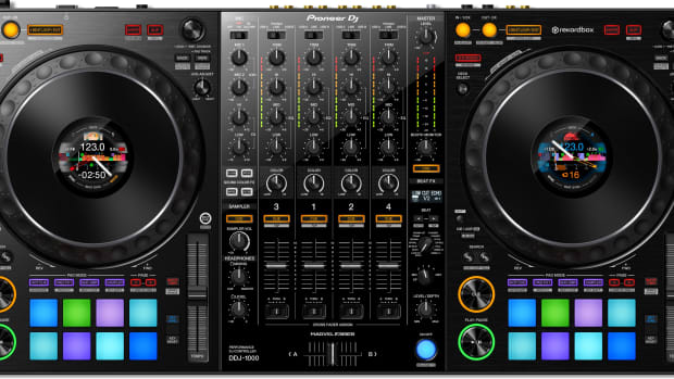Pioneer Releases Entry-Level DDJ-200 with Streaming Service Music