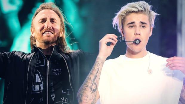 David Guetta Justin Bieber