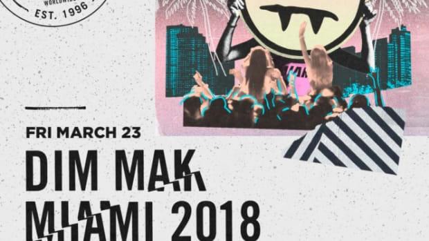 Dim Mak Miami Music Week RC Cola Plant Takeover