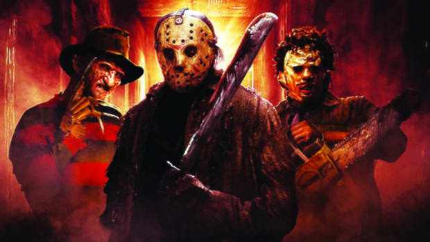 Horror Movie Villains Cover Photo
