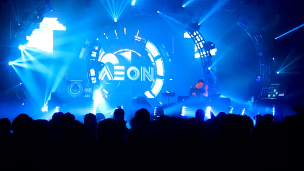 Paul van Dyk AEON NYC 2017 Stage