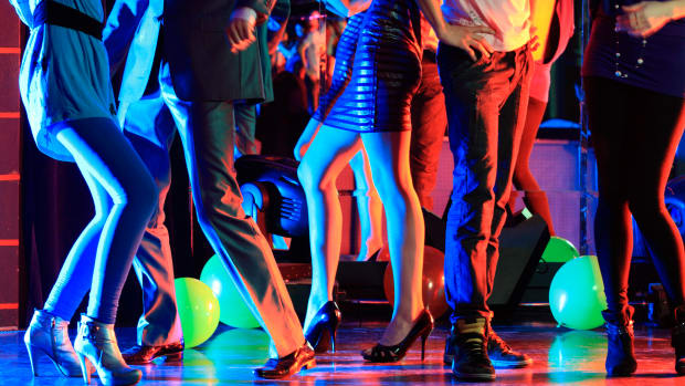 Dancing In A Nightclub