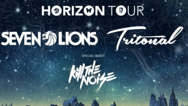 Horizon Tour artwork