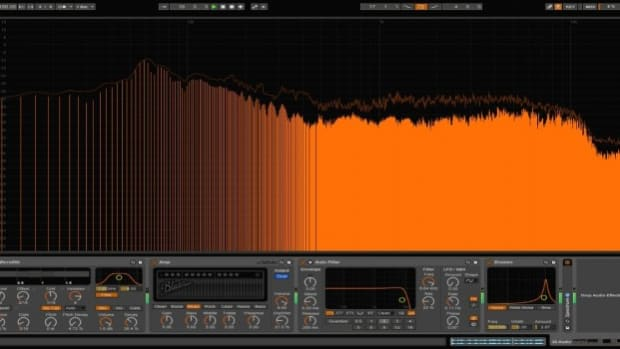 ableton audio effects
