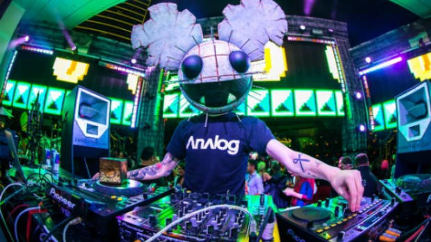 deadmau5 hellraiser