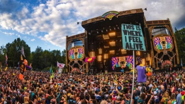 Ranch Arena at Electric Forest