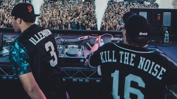 Kill The Noise Shares Remix of Slipknot's Hit