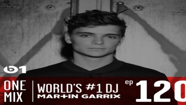 Martin Garrix Beats 1 One Mix
