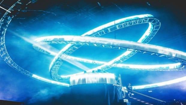 NGHTMRE & Slander: Gud Vibrations SoCal 2017 - Atom Stage