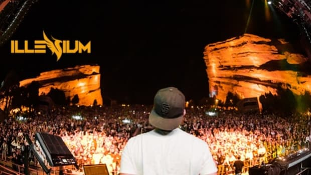 Illenium Red Rocks
