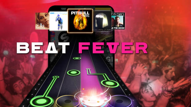 BEAT FEVER - Header Display