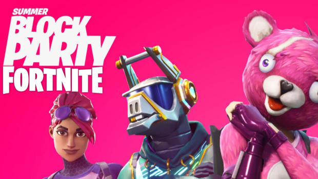 Fortnite Summer Block Party