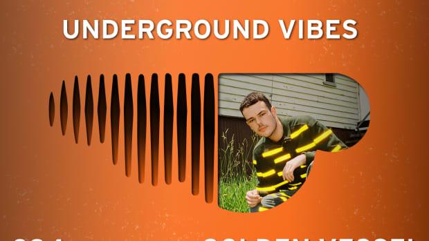 Underground Vibes Golden Vessel