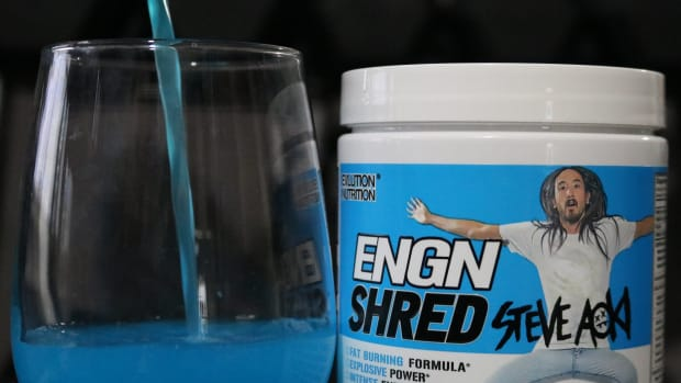 Steve Aoki ENGN Shred Pre-Workout