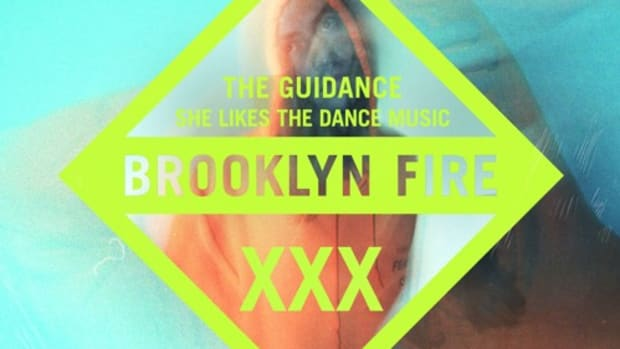 "The Guidance Releases ""She Likes The Dance Music"" on Brooklyn Fire Records (ALBUM ART)"