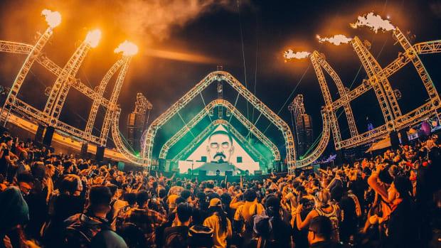 Kai Wachi at EDC Las Vegas 2019
