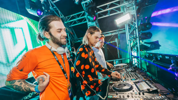 Zeds Dead & Jauz on Holy Ship 2017 (Picture by RUKES)