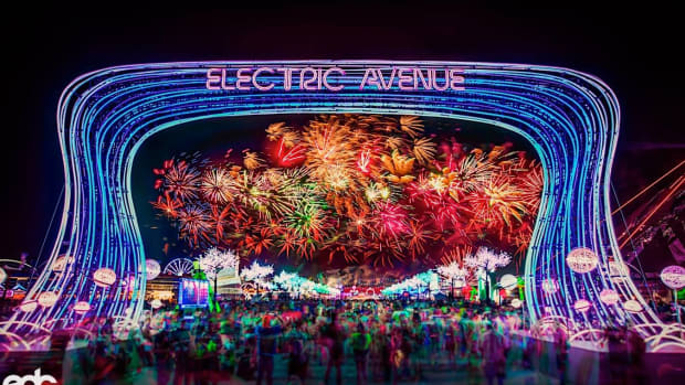 Electric Avenue EDC Las Vegas 2019