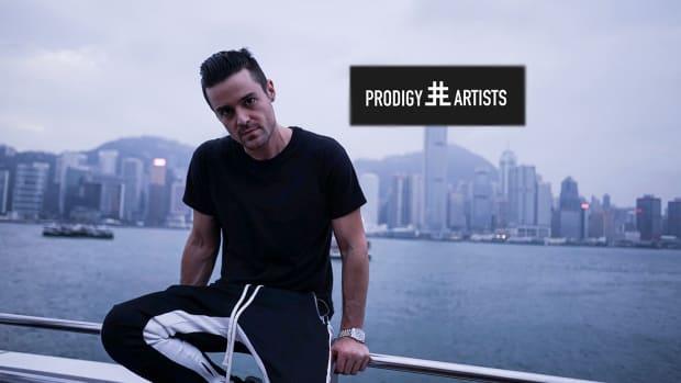 Mike Lisanti Joines Prodigy Artists (Kompany, Moody Good, Crankdat)