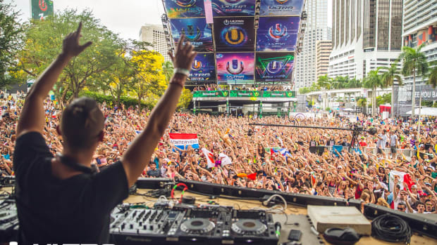 MAKJ Crowd Control at Ultra Music Festival Miami 2019 (RUKES)