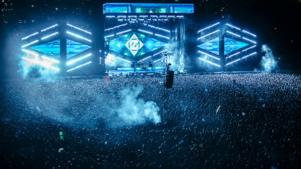 Zedd Lollapalooza 2018