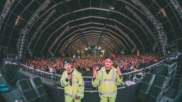 Flosstradamus and 4B
