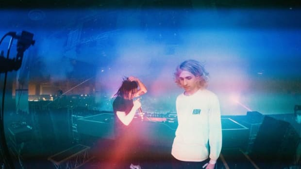 Skrillex and Porter Robinson