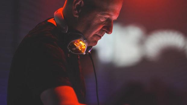 DJ D-Sol (David Solomon of Goldman Sachs) Live DJ Photo