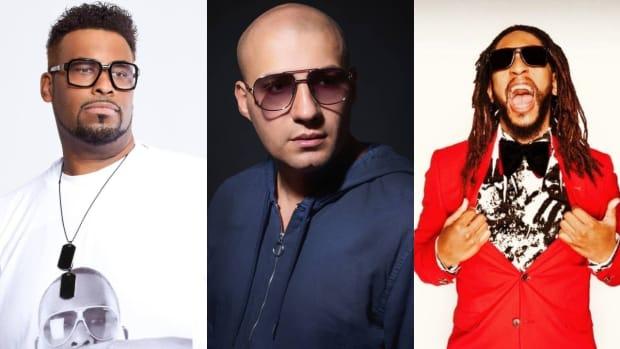 Big Ali, R-Wan, and Lil Jon