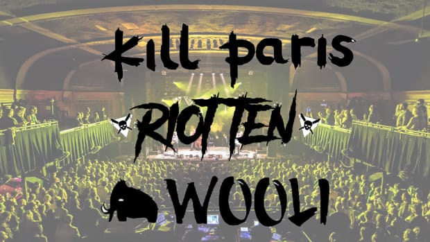 Golden Ticket - Kill Paris, Riot Ten, Wooli (AEG Presents)