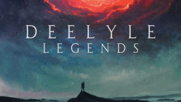 "Artwork for ""Legends"" by DEELYLE, which came out on Hegemon Select."