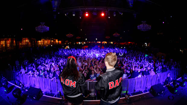 Mom N Dad @ The Fillmore Denver (w/ Slushii)