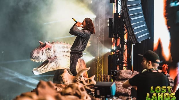Sullivan King and Excision at Lost Lands