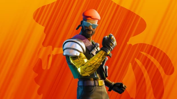 Major Lazer Skin Fortnite